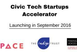 ispace civic tech mavc indigo trust