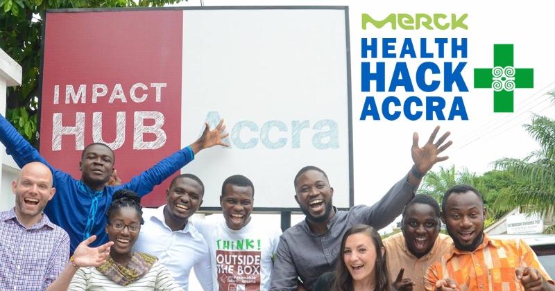 health hack accra