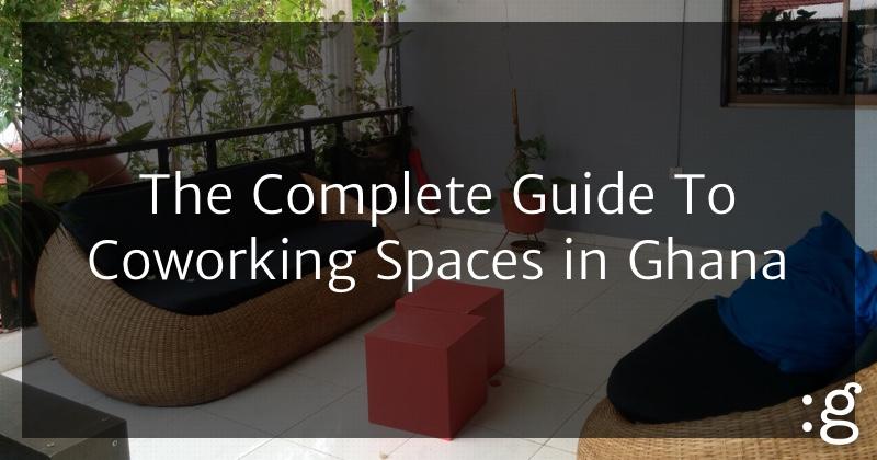 coworking spaces ghana