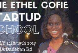 ethel cofie startup school