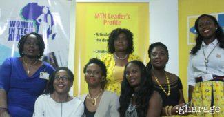 mtn foundation women in tech africa girlcode gharage