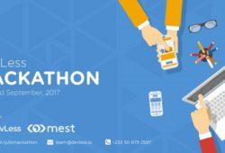 devless hackathon mest september 2017 gharage