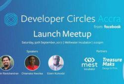 facebook developer circles launch in accra