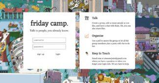 friday camp social media for groups gharage