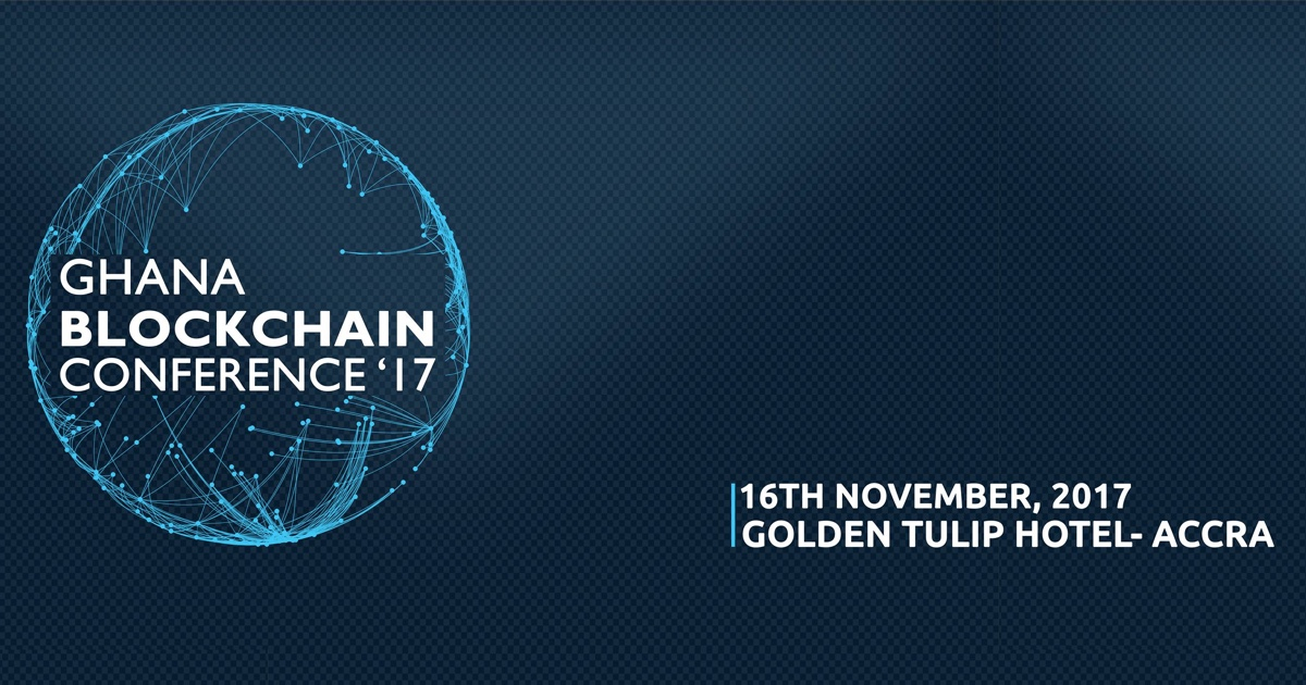 ghana blockchain conference nov 16 accra gharage