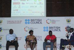 global entrepreneurship week 2017 ghana gharage