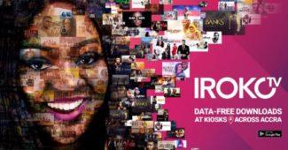 irokotv launches in ghana 25 kiosks jackie appiah