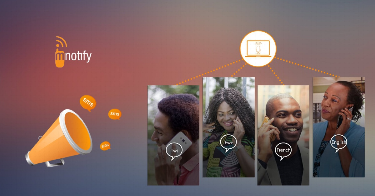 mNotify Announces A Voice SMS Platform | gharage