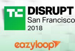 eazyloop express exhibits techcrunch disrupt sf 2018