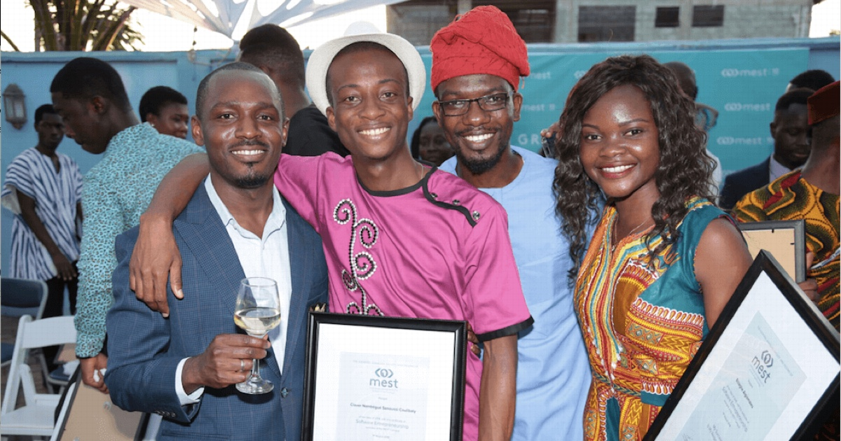 mest 10th year invests 700k in 7 startups