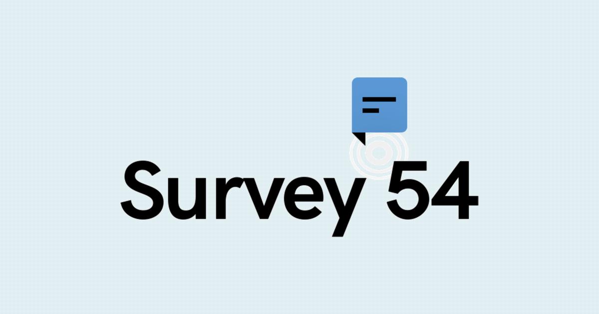 survey54 logo gharage