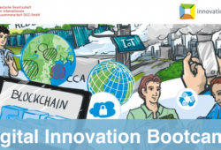 apply giz digital innovation bootcamp early stage startup idea gharage