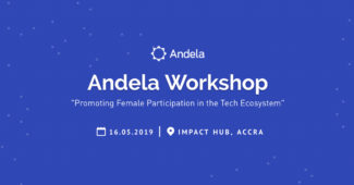 andela workshop on diversity and women in tech gharage