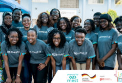 mest make it in africa tech by her accelereator gharage